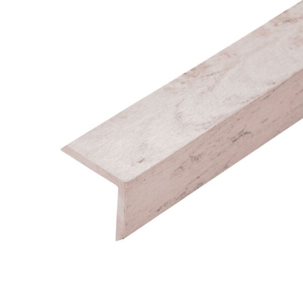 L-планка, угол ДПК для террасной доски Siesta 53х53х3000 мм цвет сакура