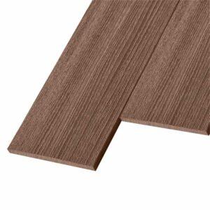 Заборная доска ДПК, планкен WoodVex Planken цвет венге