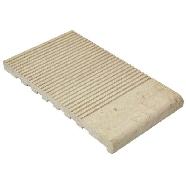 Ступень ДПК WoodVex Stair 348х22 мм цвет сакура (мультиколор)