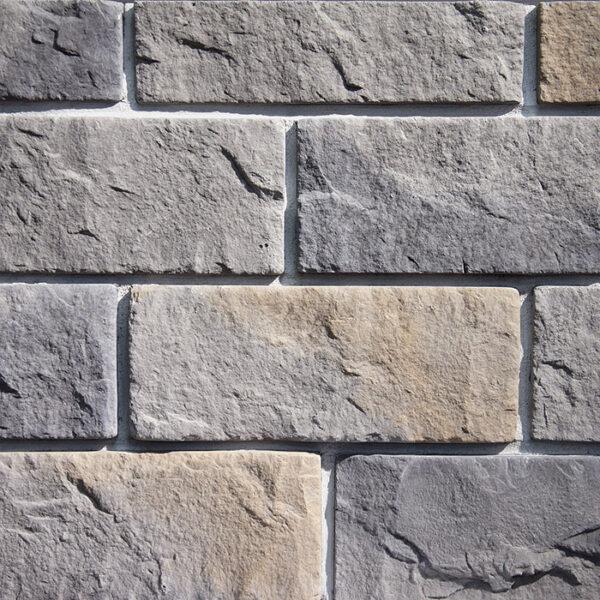 Искусственный декоративный камень Эшфорд 2974 для внешней отделки фасадов и внутренней отделки дома, квартиры и других помещений