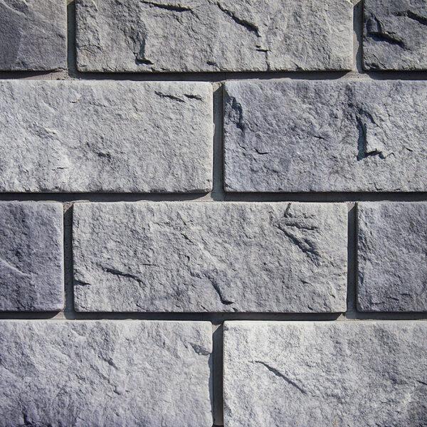 Искусственный декоративный камень Эшфорд 2978 для внешней отделки фасадов и внутренней отделки дома, квартиры и других помещений
