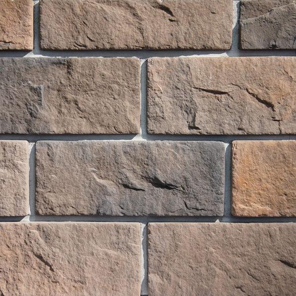 Искусственный декоративный камень Эшфорд 2979 для внешней отделки фасадов и внутренней отделки дома, квартиры и других помещений