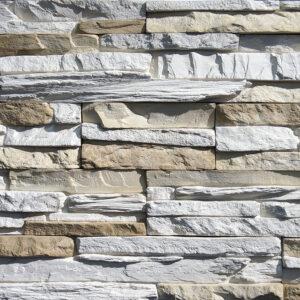 Искусственный декоративный камень Карелия 3052 для внешней отделки фасадов и внутренней отделки дома, квартиры и других помещений