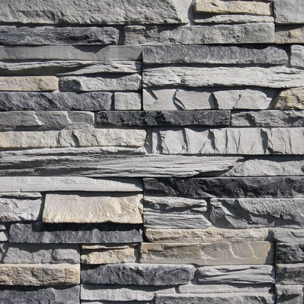 Искусственный декоративный камень Карелия 3054 для внешней отделки фасадов и внутренней отделки дома, квартиры и других помещений