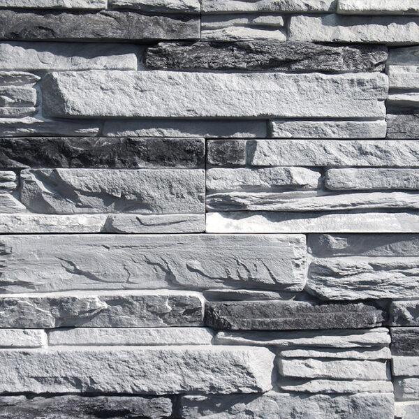 Искусственный декоративный камень Карелия 3058 для внешней отделки фасадов и внутренней отделки дома, квартиры и других помещений