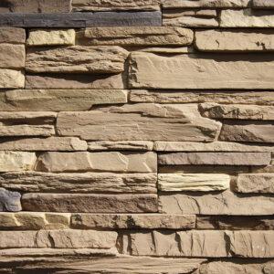 Искусственный декоративный камень Карелия 3063 для внешней отделки фасадов и внутренней отделки дома, квартиры и других помещений
