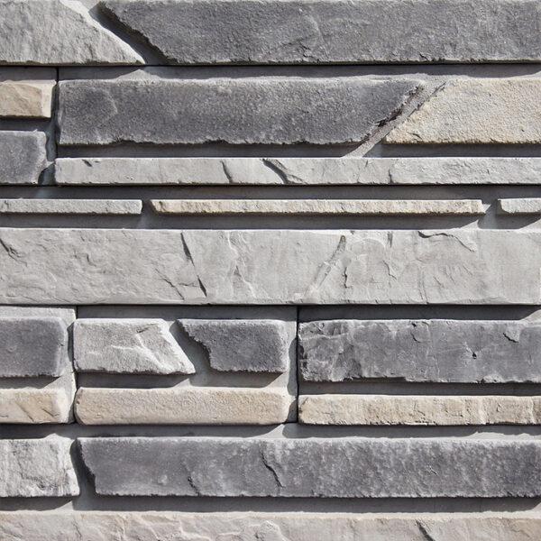 Искусственный декоративный камень Люцерн 1254 для внешней отделки фасадов и внутренней отделки дома, квартиры и других помещений