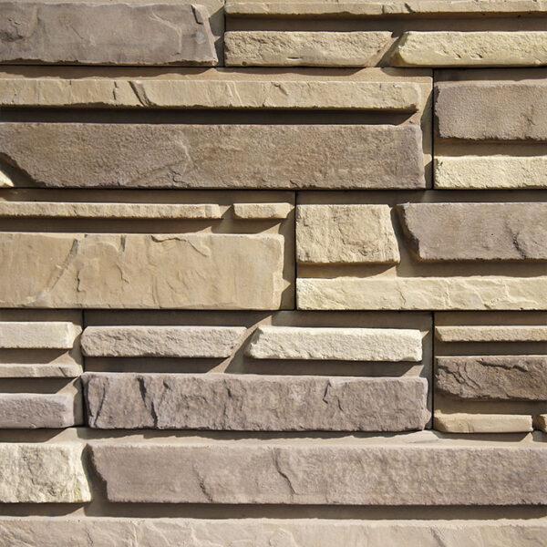 Искусственный декоративный камень Люцерн 1257 для внешней отделки фасадов и внутренней отделки дома, квартиры и других помещений