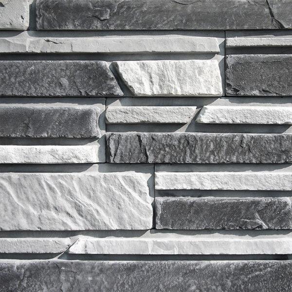 Искусственный декоративный камень Люцерн 1258 для внешней отделки фасадов и внутренней отделки дома, квартиры и других помещений