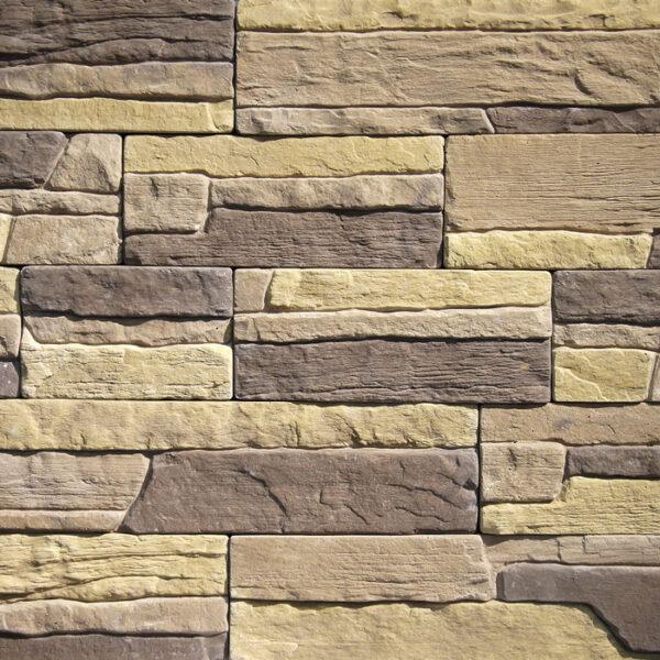 Искусственный декоративный камень Орлеан 2957 для внешней отделки фасадов и внутренней отделки дома, квартиры и других помещений