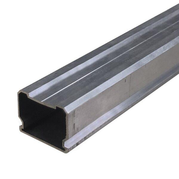 Лага из алюминия для укладки террасной доски из дпк