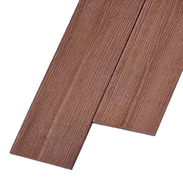 Композитная заборная доска из ДПК, планкен Savewood R 145x9 мм цвет терракот